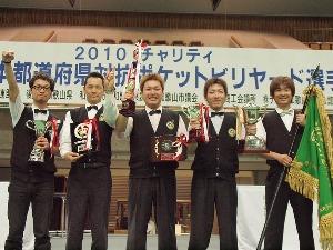 優勝:滋賀